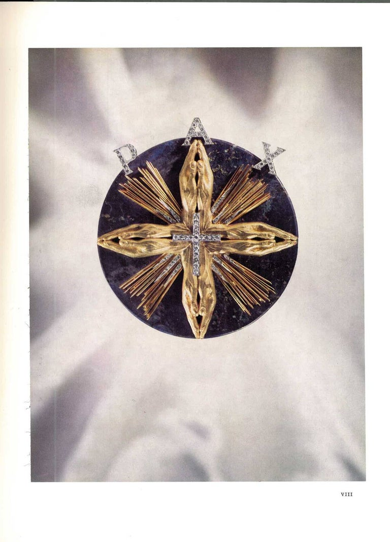 Book of Dali, a Study of his Art-in Jewels 'The Owen Cheatham Foundation', Book For Sale 1