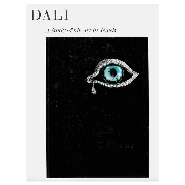 Book of Dali, a Study of his Art-in Jewels 'The Owen Cheatham Foundation', Book For Sale