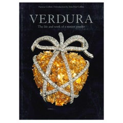 """Book of """"VERDURA - The Life and Work of a Master Jeweler"""""""