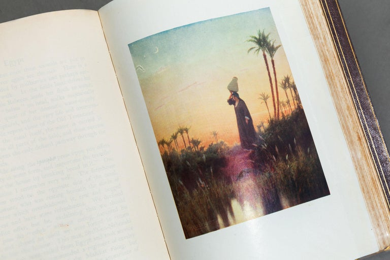 English 'Book Set', 1 Volume, R. Talbot Kelly, Egypt For Sale