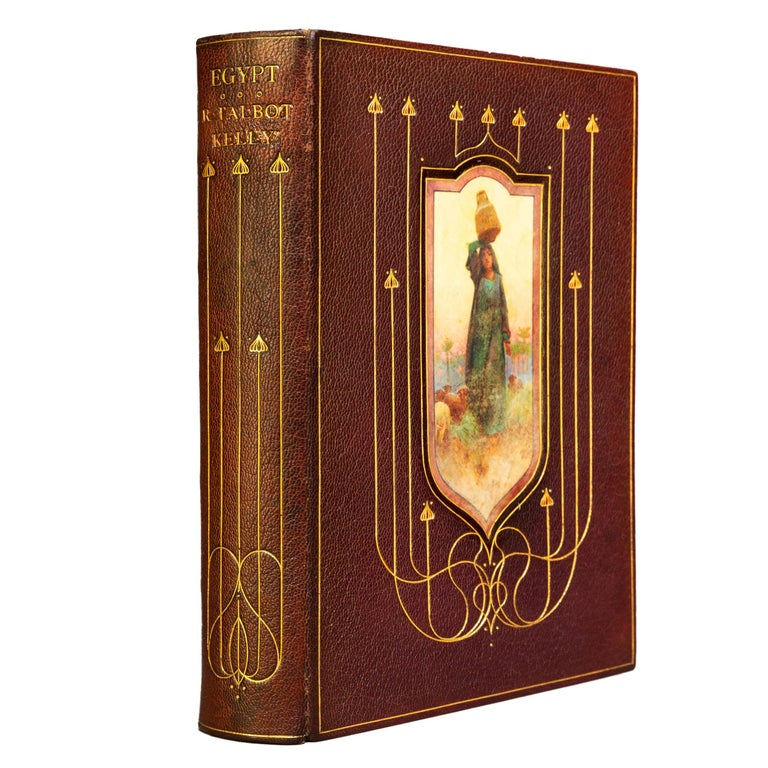 20th Century 'Book Set', 1 Volume, R. Talbot Kelly, Egypt For Sale