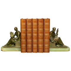 'Book Set', 5 Volumes, Lord Chesterfield, Lettters