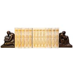 'Book Sets', 10 Volumes, Edgar Allan Poe, Complete Works