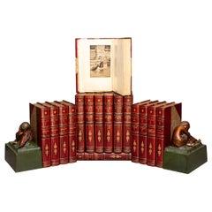 'Book Sets' 16 Volumes, Victor Hugo, Novels