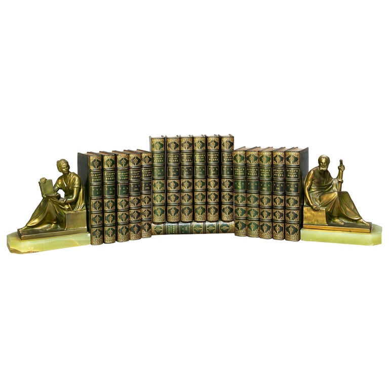 'Book sets' 17 Volumes, Lord Byron, The Works For Sale