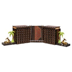 'Book Sets' 20 Volumes' Daniel de Foe' The Novels and Miscellaneous Works