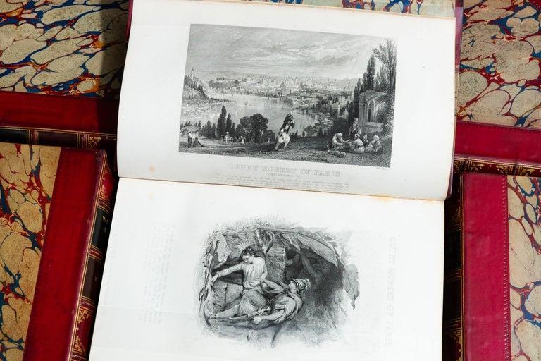 Scottish 'Book Sets', 25 Volumes, Sir Walter Scott, Waverley Novels