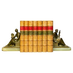 'Book Sets' 7 Volumes, John Hill Burton, The History of Scotland