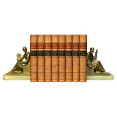 'Book Sets' 8 Volumes, Edward Gibbon, The Decline & Fall of the Roman Empire