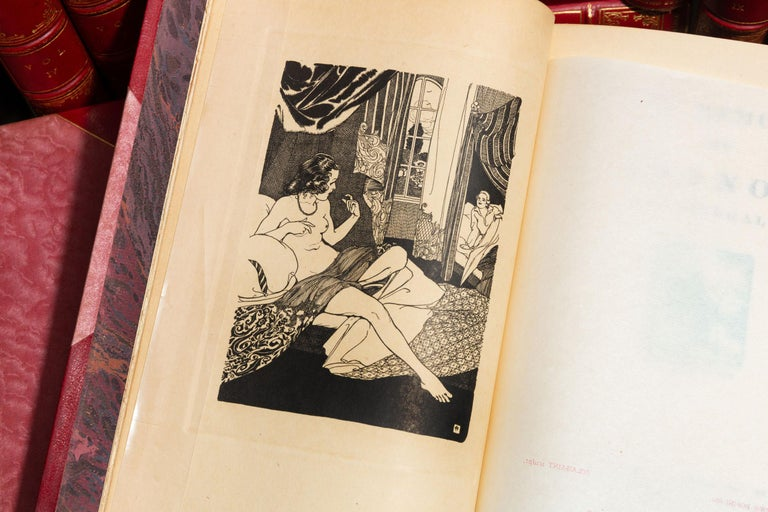 Book Sets, Jacques Casanova, The Memoirs of Casanova In Good Condition For Sale In New York, NY