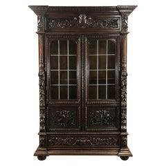 Bookcase, 19th Century French Renaissance
