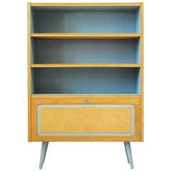 Bookcase Ash, Danish Design, 1960s
