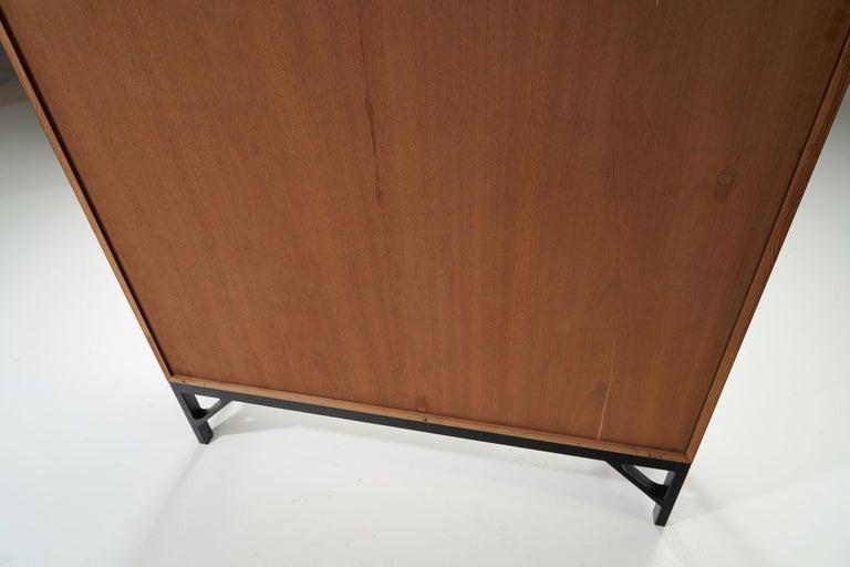 Bookcase by Børge Mogensen for C. M. Madsen, Denmark, 1950s For Sale 10