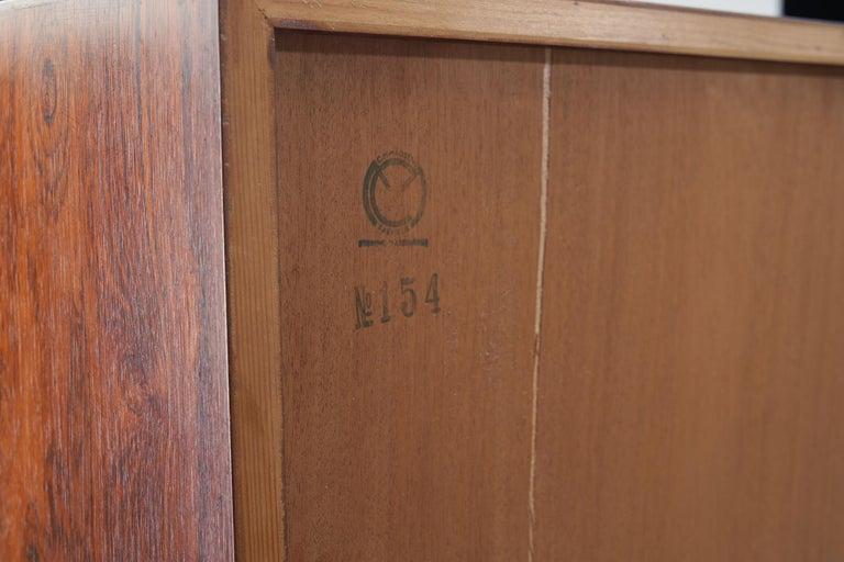 Bookcase by Børge Mogensen for C. M. Madsen, Denmark, 1950s For Sale 11