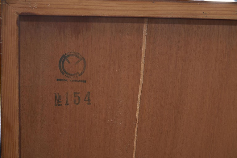 Bookcase by Børge Mogensen for C. M. Madsen, Denmark, 1950s For Sale 12