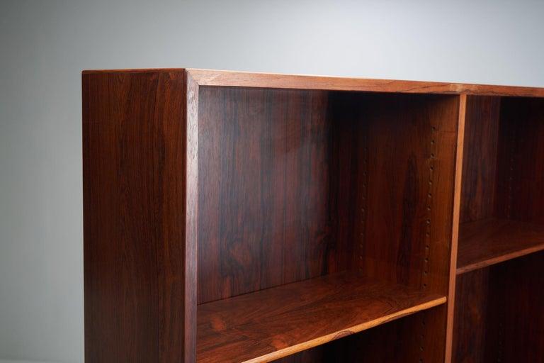 Bookcase by Børge Mogensen for C. M. Madsen, Denmark, 1950s In Good Condition For Sale In Utrecht, NL