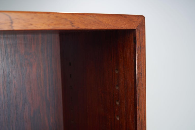 Mid-20th Century Bookcase by Børge Mogensen for C. M. Madsen, Denmark, 1950s For Sale