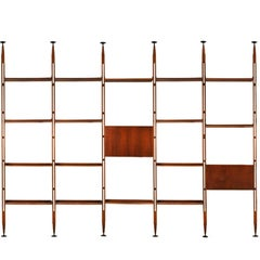 Bookcase by Franco Albini, Italy, 1957
