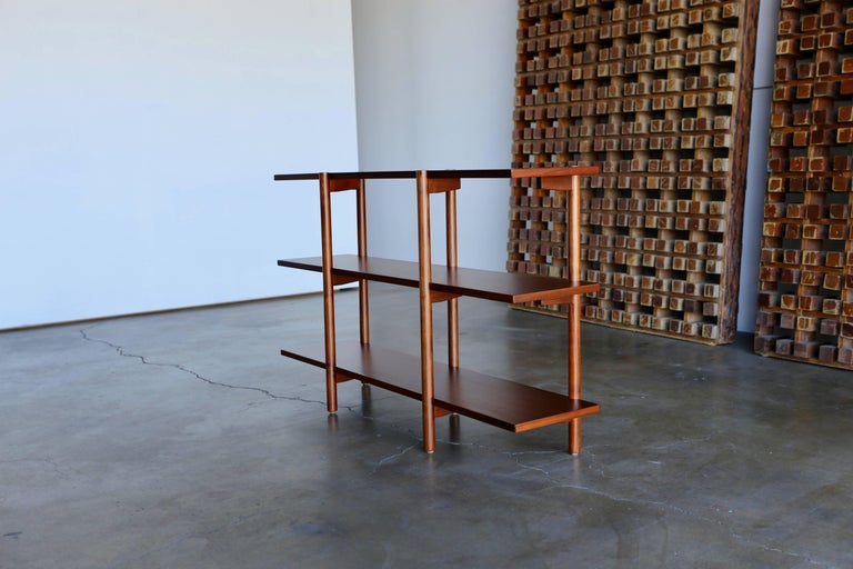 Bookcase by Milo Baughman for Glenn of California For Sale 3