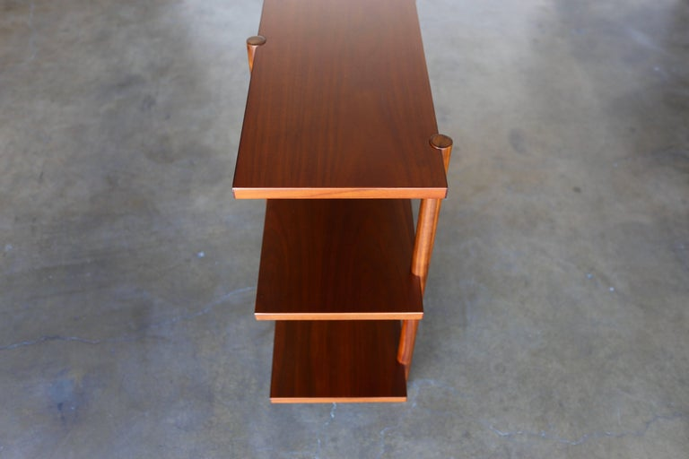 20th Century Bookcase by Milo Baughman for Glenn of California For Sale