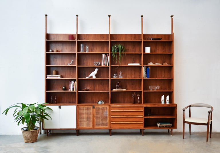 Bookcase by Teperman 50's For Sale 1