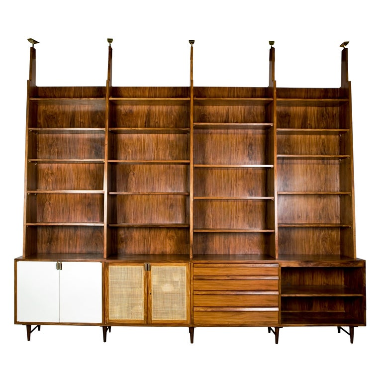 Bookcase by Teperman 50's For Sale