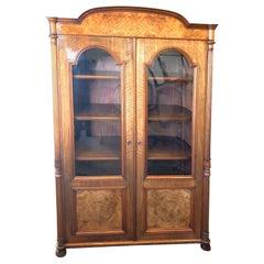 Bookcase / Cabinet, Walnut, circa 1880