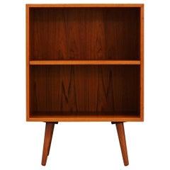 Bookcase Danish Design 1960s-1970s Teak