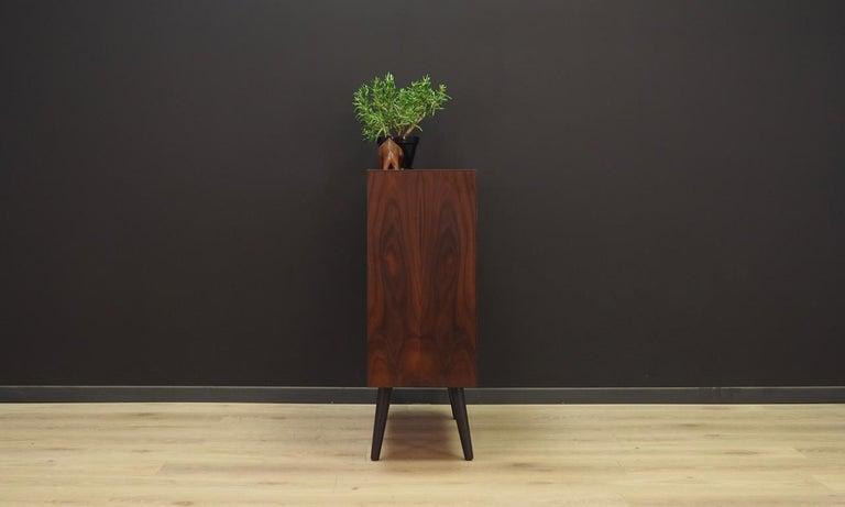 20th Century Bookcase Danish Design Rosewood Vintage For Sale