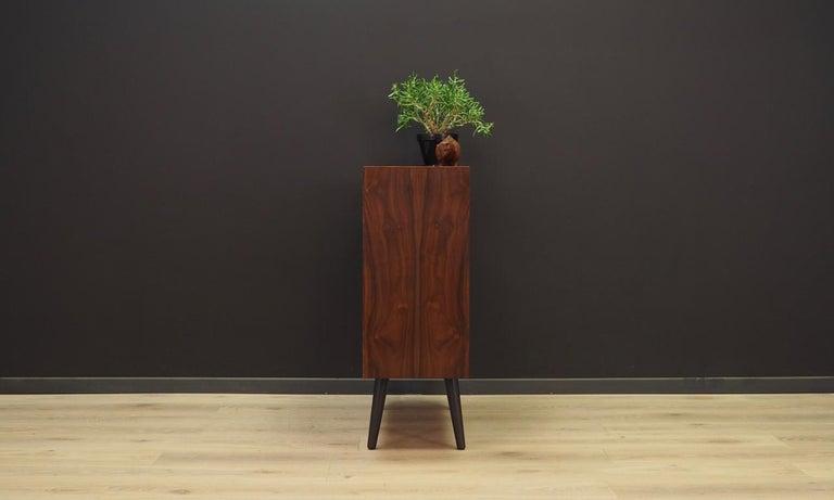 Bookcase Danish Design Rosewood Vintage For Sale 1