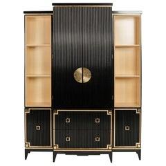 Bookcase Deco