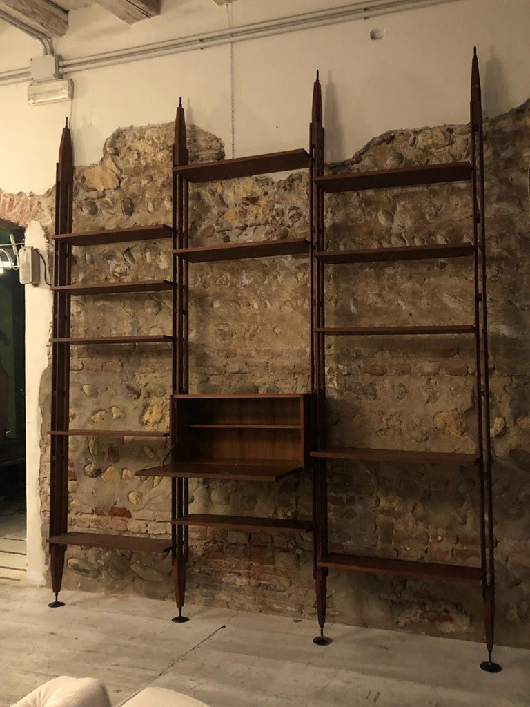 Other Bookcase Franco Albini Model LB7 For Sale