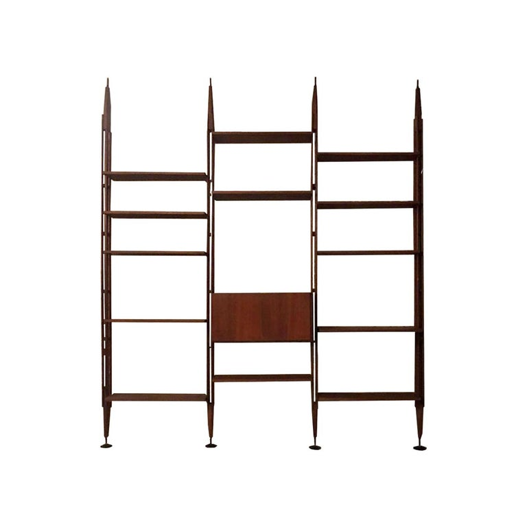 Bookcase Franco Albini Model LB7 For Sale