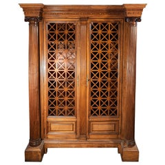 Bookcase in the Style of Kerylos, France, circa 1930
