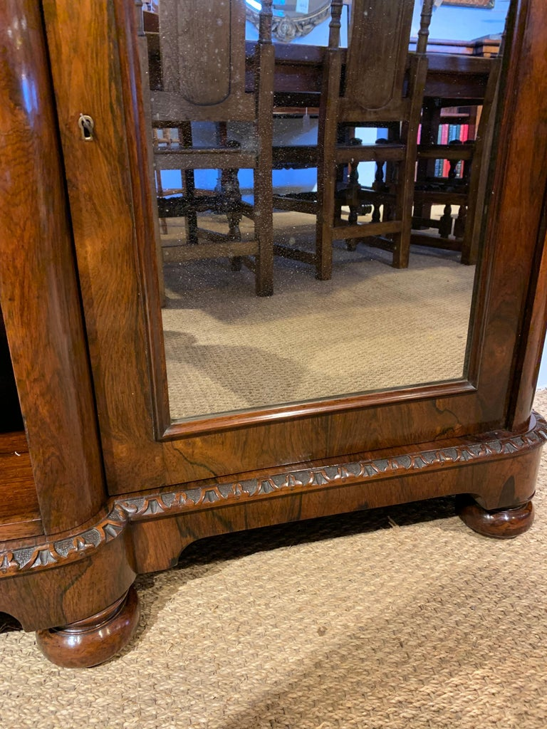 Bookcase Long and Low For Sale 1