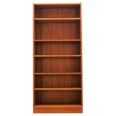 Bookcase Øm Teak Vintage, 1960s-1970s