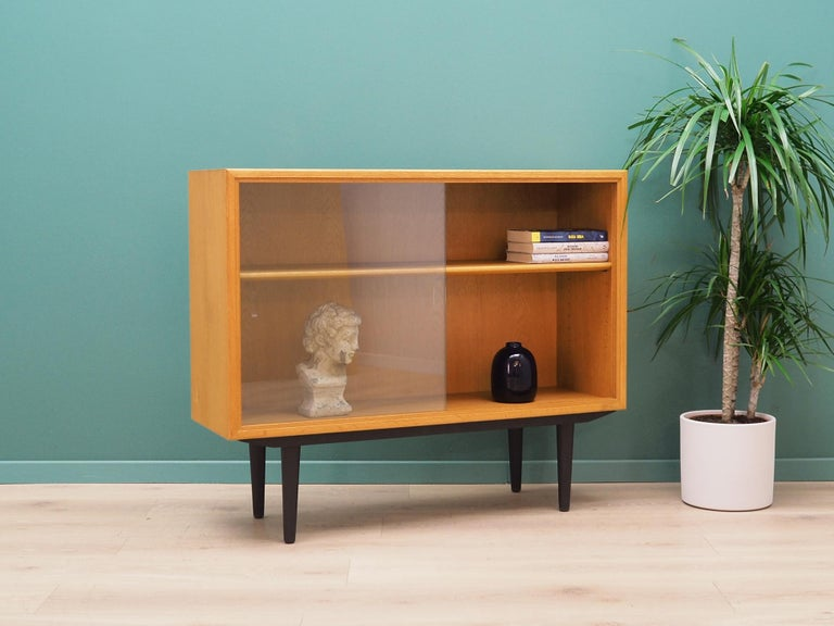 Scandinavian Modern  Bookcase Oak, Danish Design, 1960s, Producer Søborg, Designer Mogensen For Sale
