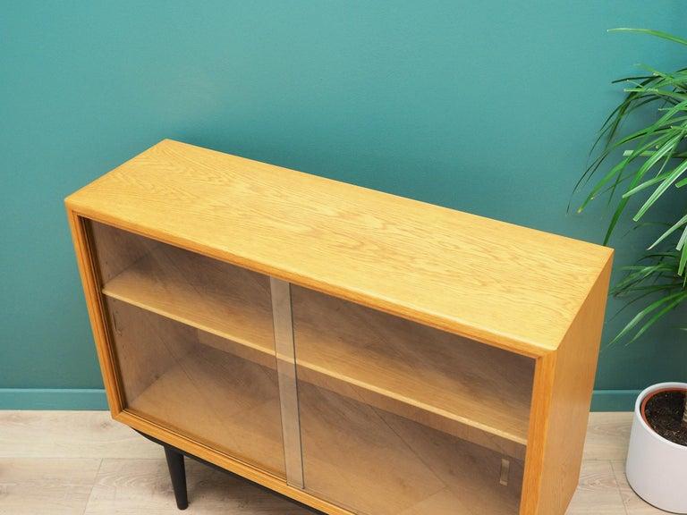 Bookcase Oak, Danish Design, 1960s, Producer Søborg, Designer Mogensen For Sale 1