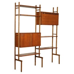 Bookcase of the 60s'