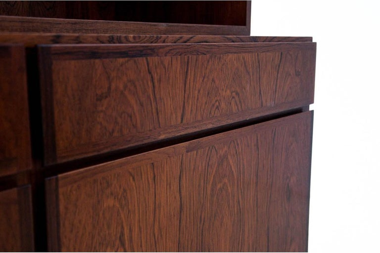 Bookcase, Rosewood, Danish Design, 1960s For Sale 1