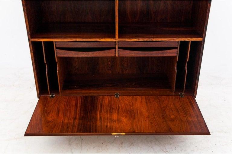 Bookcase, Rosewood, Danish Design, 1960s For Sale 2