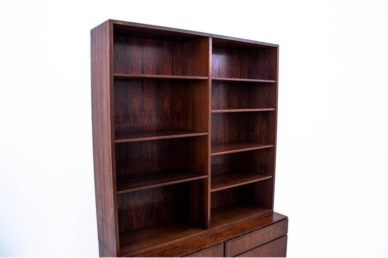 Bookcase, Rosewood, Danish Design, 1960s For Sale 3