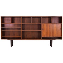 Bookcase Rosewood, Danish Design, 1960s, Producer Farsø