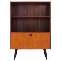 Bookcase Rosewood, Danish Design, 1970