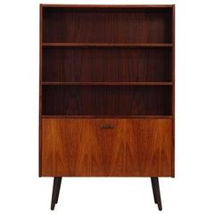 Bookcase Rosewood Vintage 1960-1970 Retro