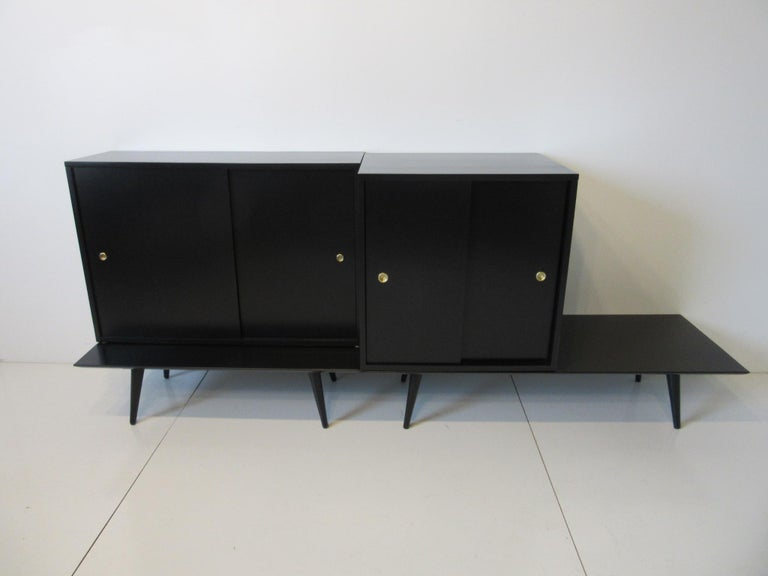 Bookcase/Storage Cabinet Set by Paul McCobb   For Sale 5