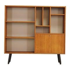Bookcase Teak 1960-1970 Danish Design