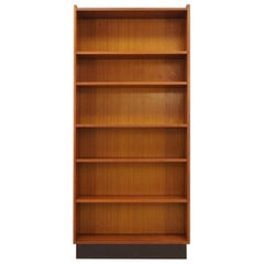 Bookcase Teak 1960-1970 Danish Design Vintage