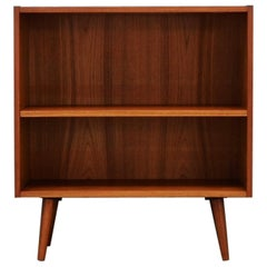 Bookcase Teak Vintage 1960-1970 Danish Design