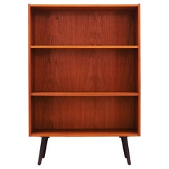 Bookcase Vintage 1960-1970 Teak Danish Design